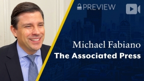 Preview: Associated Press, Michael Fabiano, CEO