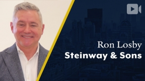 Steinway, Ron Losby, CEO