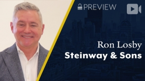 Preview: Steinway, Ron Losby, CEO