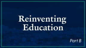 Summary - Reinventing Education