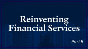 Summary - Reinventing Financial Services