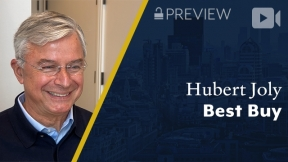 Preview: Best Buy, Hubert Joly, CEO