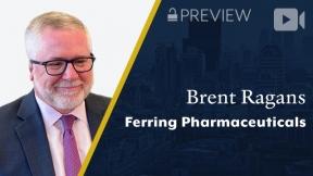 Brent Ragans, President of Ferring Pharmaceuticals U.S.