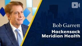 Hackensack Meridian Health, Bob Garrett, CEO