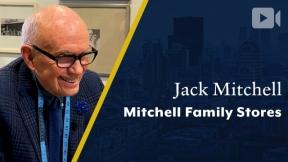 Mitchell Stores, Jack Mitchell, Chairman & CEO