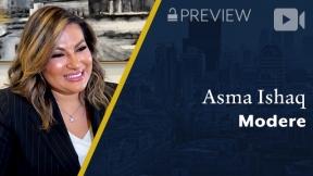 Preview: Modere, Asma Ishaq, CEO