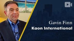Kaon International, Gavin Finn, CEO
