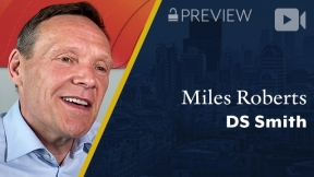 Preview: DS Smith, Miles Roberts, GCEO