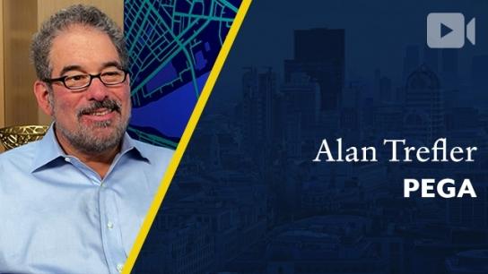 PEGA, Alan Trefler, CEO