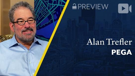 Preview: PEGA, Alan Trefler, CEO
