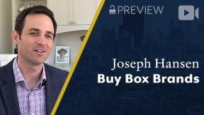 Preview: Buy Box Experts, Joseph Hansen, CEO