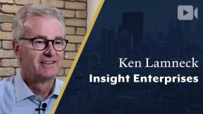 Insight Enterprises, Ken Lamneck, President & CEO