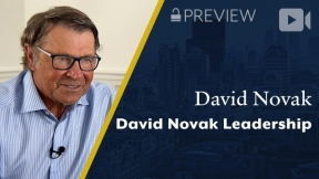 Preview: David Novak Leadership, David Novak, Founder & CEO