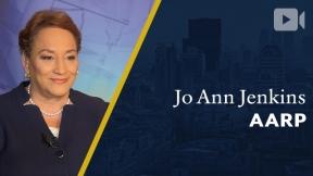 AARP, Jo Ann Jenkins, CEO
