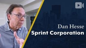 Sprint Corporation, Dan Hesse, Former President & CEO