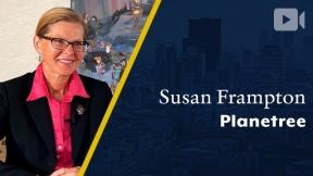 Planetree, Susan Frampton, President