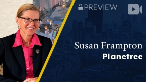Preview: Planetree, Susan Frampton, President