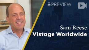 Preview: Vistage Worldwide, Sam Reese, CEO