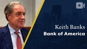Bank of America, Keith Banks, Vice Chairman