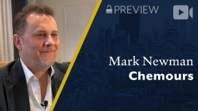 Preview: Chemours, Mark Newman, President & CEO