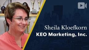 KEO Marketing, Inc., Sheila Kloefkorn, President and CEO